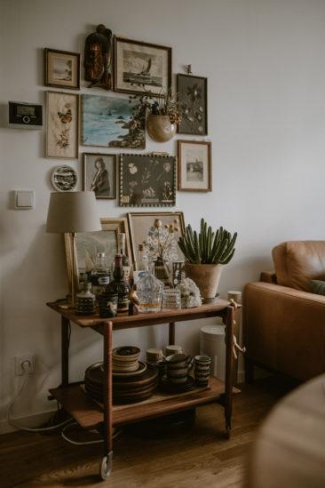 [ Style déco ] Le charme bohème du vintage || Intérieur de Igor - happyinteriorblog.com