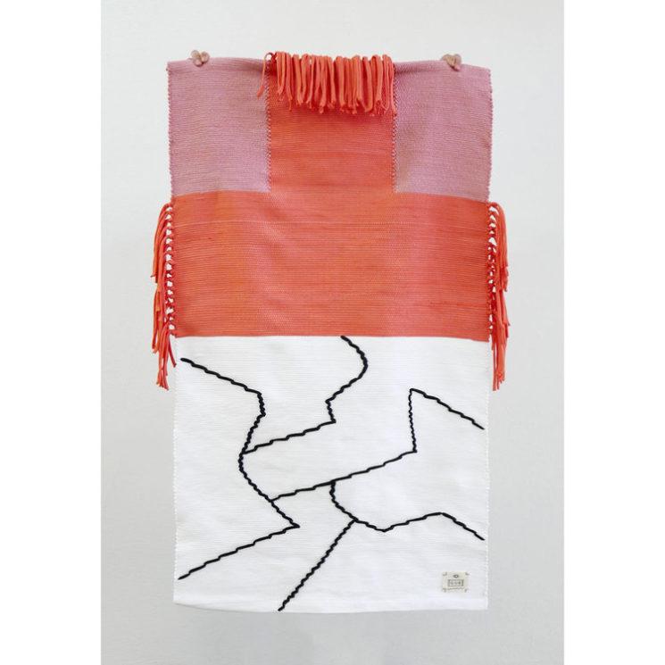 [ Tendance déco ] Modern tribal / Modern craft    Studio Rug by Gur - design William Luz
