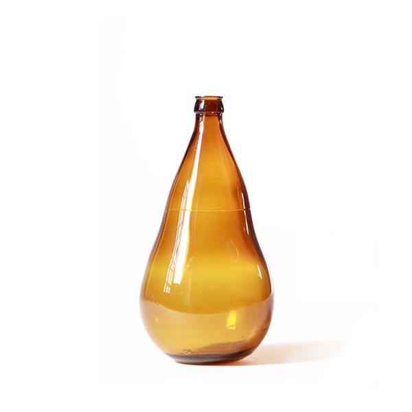 Vase en verre recyclé, n°1 - Samesame