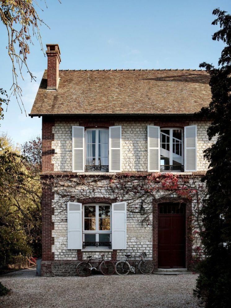 Riverside House, une maison d'hôtes au cœur de la Normandie