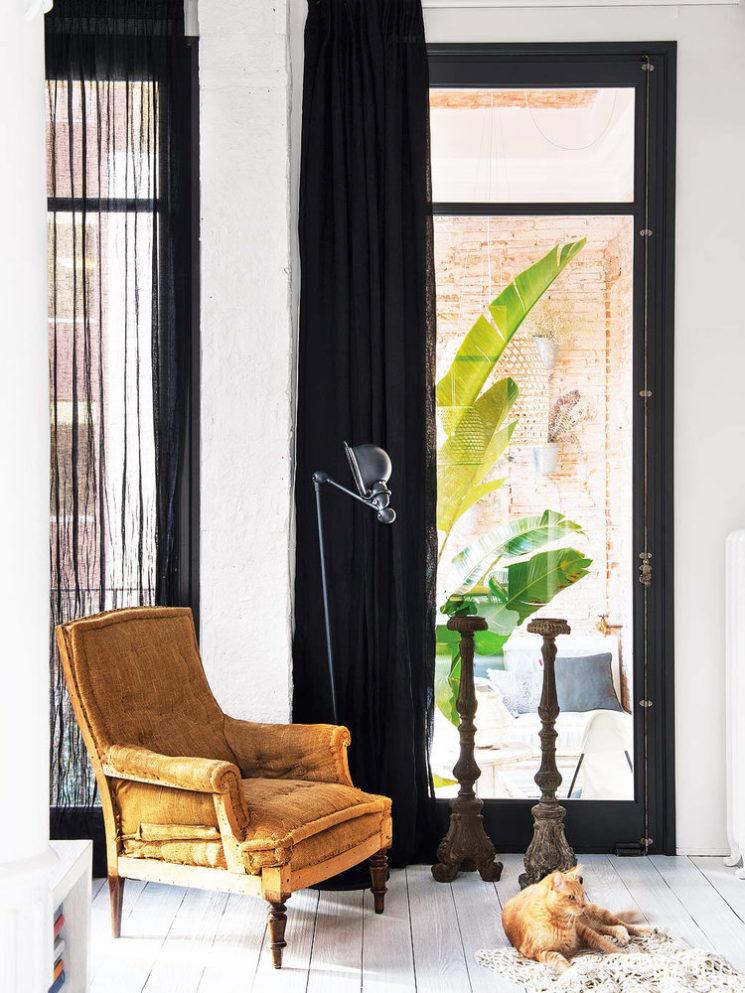 Un loft à Barcelone par la décoratrice Marta Castellano-Mas