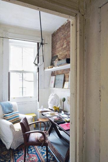 Les intérieurs shabby chics du décorateur John Derian