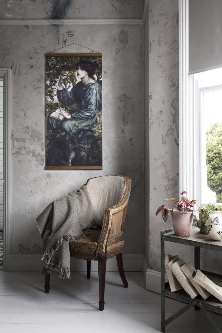 Deconstructed chairs ou le comble du snobisme, un fauteuil défoncé