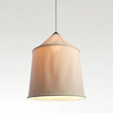 Suspension LED d'extérieur, JAIMA, design : Joan Gaspar pour Marset
