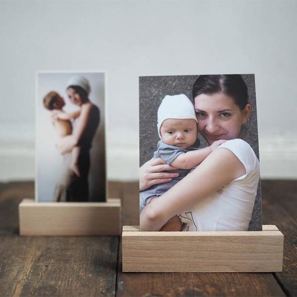 Porte-Photo en bois - Boutique Etsy For Craft