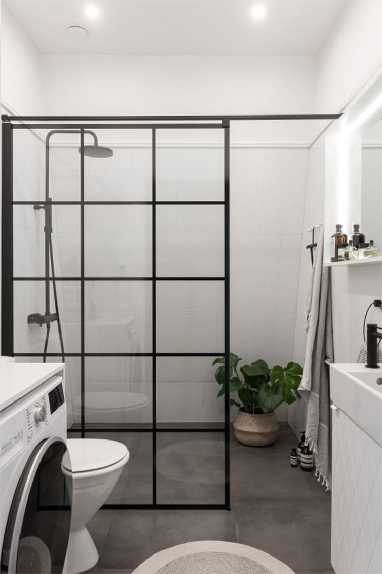 Tableau Pour Mettre Dans Les Toilettes astuces et idées pour bien intégrer des wc dans la salle de