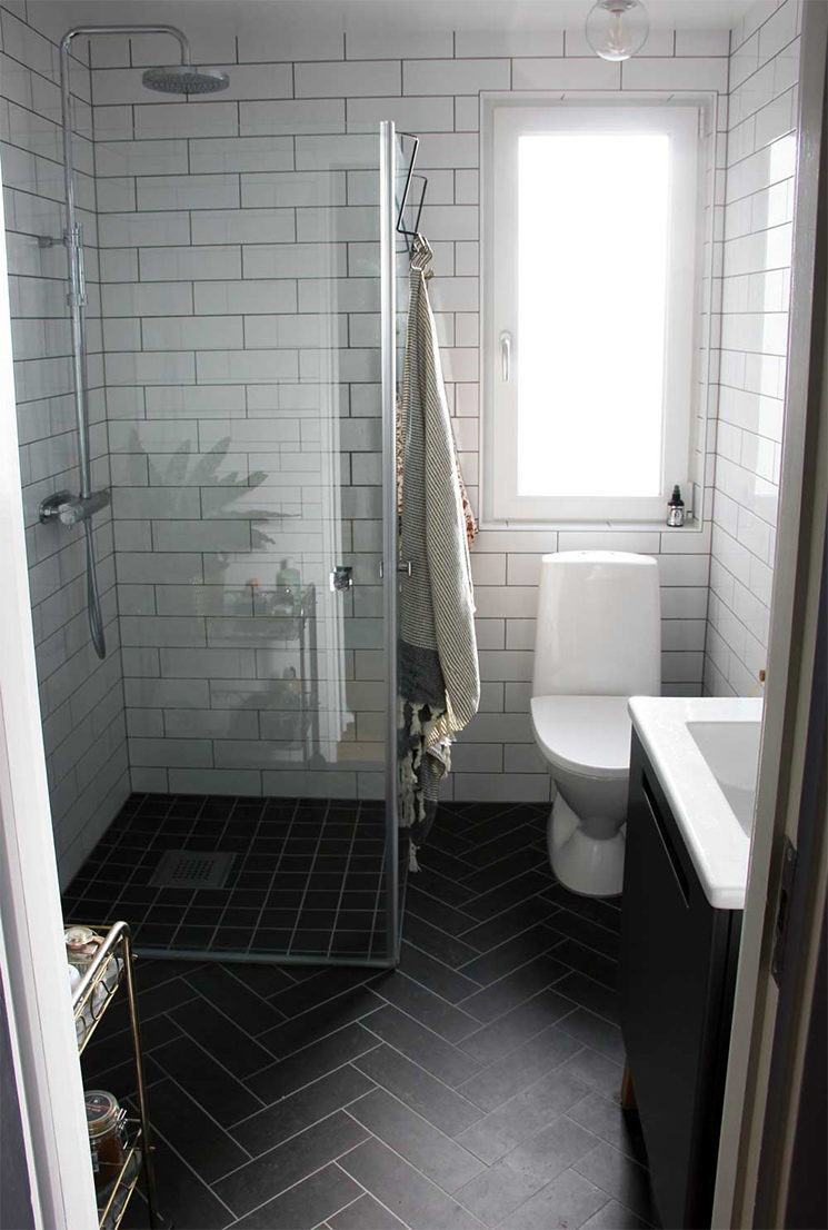 Salle De Bain Et Wc Dans Espace Reduit astuces et idées pour bien intégrer des wc dans la salle de