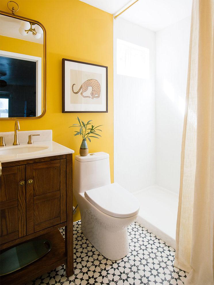Astuces et idées pour bien intégrer des WC dans la salle de ...