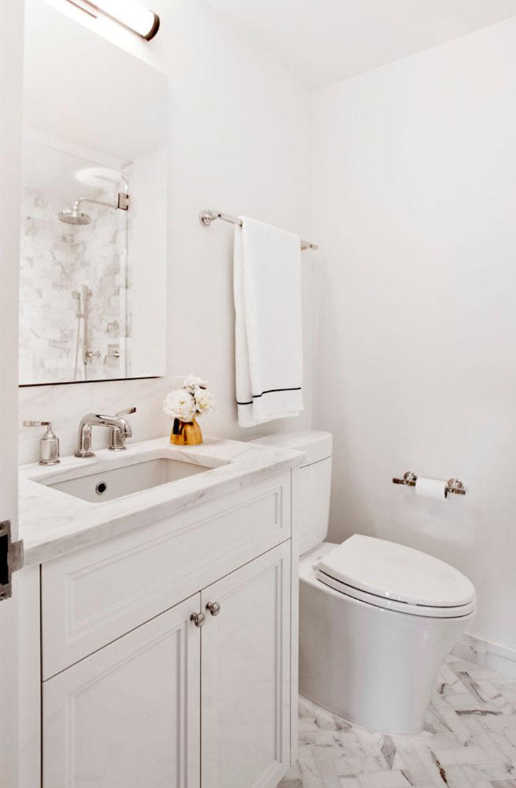 Un Toilette Ou Une Toilette astuces et idées pour bien intégrer des wc dans la salle de