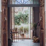 Une vieille demeure bourgeoise à Majorque