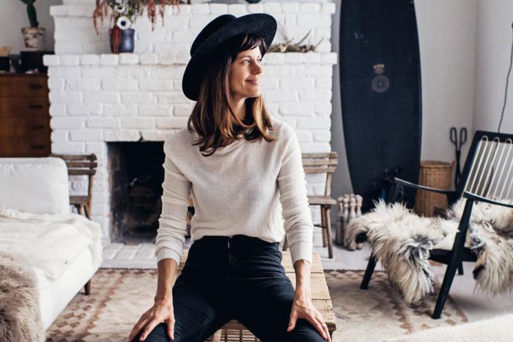 L'intérieur de la styliste Kendra Smoot