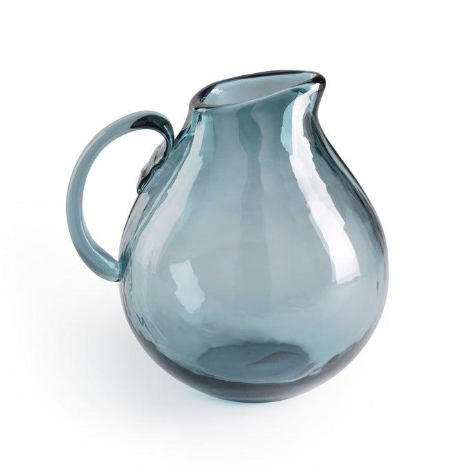Carafe en verre soufflé, Galindo sur Ampm