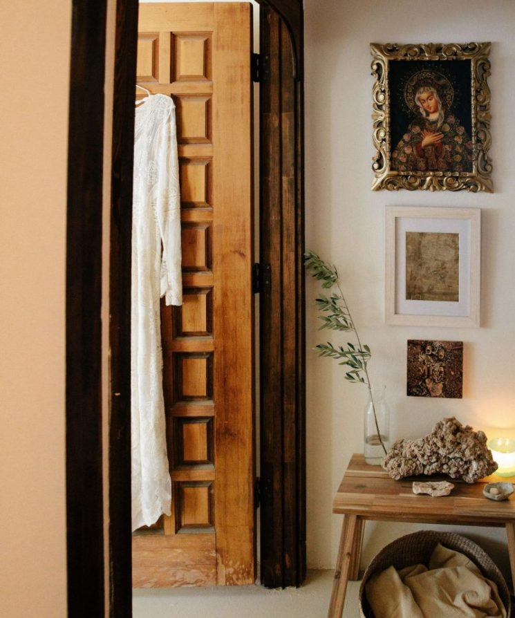 La maison de la céramiste Eefje Theeuws