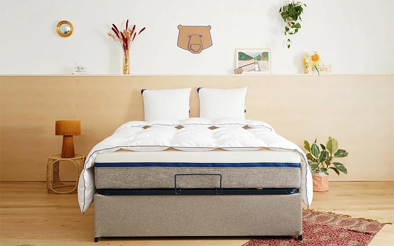 L'incroyable matelas tediber et sa gamme de lit, couette, coussin tout aussi incroyable !
