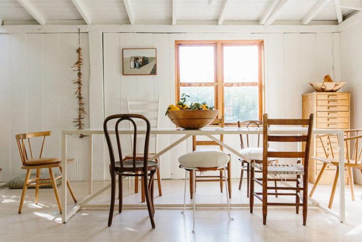 La maison de Serena Mitnik-Miller et family, propriétaire de la boutique General Store - masonstpeter.co architecte