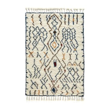 Tapis style berbère pure laine, Naroun sur Ampm