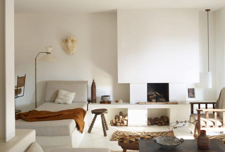 Un intérieur contemporain à l'esprit vintage / Projet d'appartement à Cubelles par cobaltostudio.com