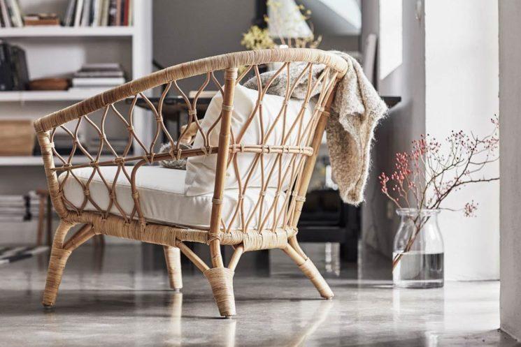 La fameuse collection Stockholm d'Ikea en 2017