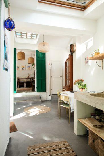 La maison de Emmanuelle Oddo et Nicolas Veidig-Favarel à Marseille