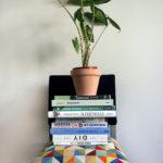 Mes 4 livres préférés sur la déco et les plantes