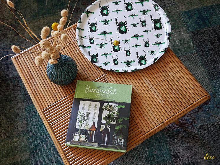 Mes 4 livres préférés plantes et décor : Botanical Style de Selina Lake