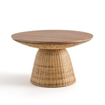 Table basse en rotin, Avata La Redoute Intérieurs