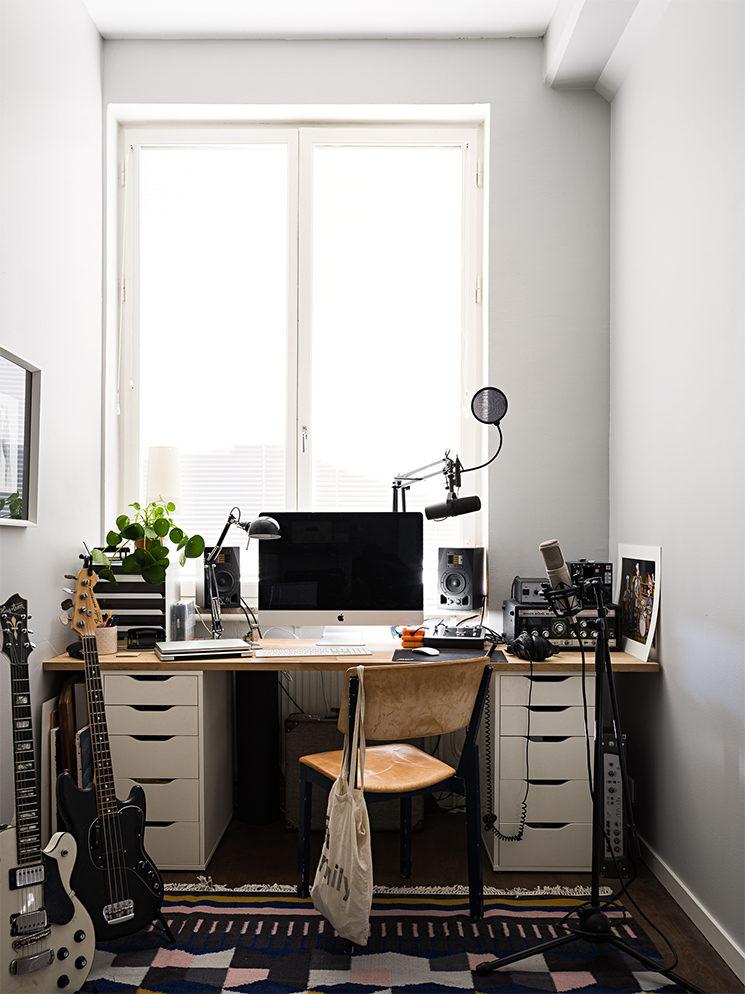 Comment aménager un bureau à domicile ?