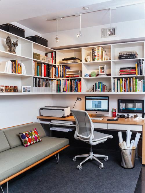 Aménager un bureau pour travailler professionnellement de chez soi