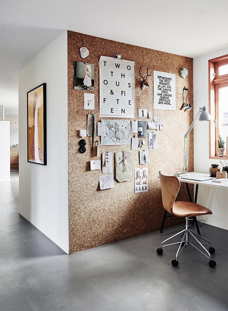 Aménager un coin bureau à domicile, fonctionnel et joli