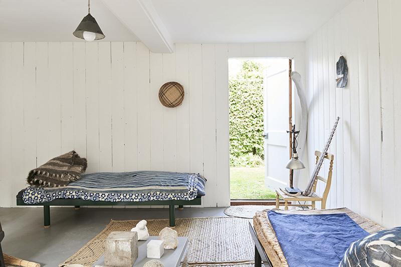 Ambiances rustiques pour maisons de campagne // Heron Cottage, décor rustique et minimaliste