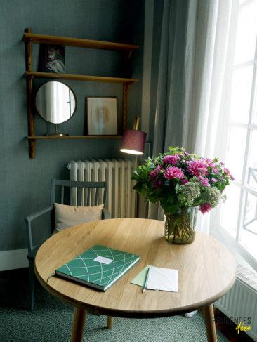"""Institut Suédois - Studio """"Entre cour et jardin"""" par l''entreprise TEA et le designer Ulf Agnér"""