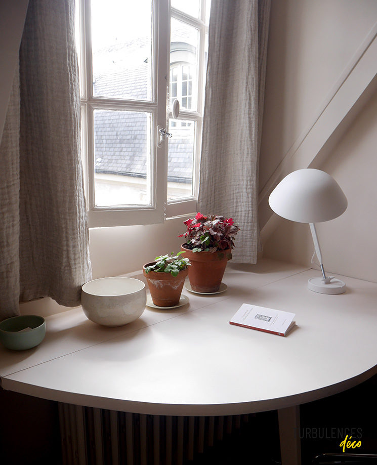 """Institut Suédois - Studio """"Une chambre à soi"""" par l'entreprise DUX et l'agence d'architecture Septembre Architecture et Urbanisme"""
