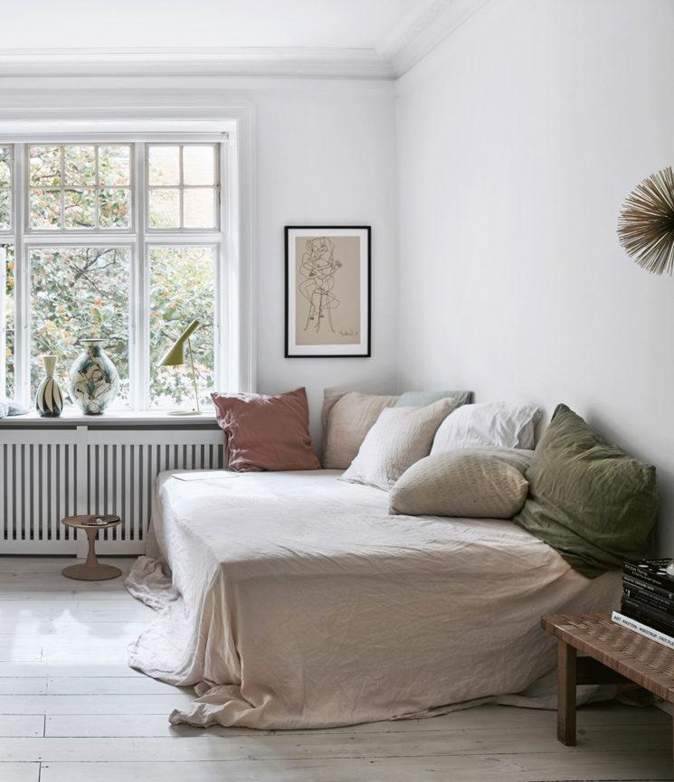 Comme une envie de linge de lit en lin pour sublimer son décor