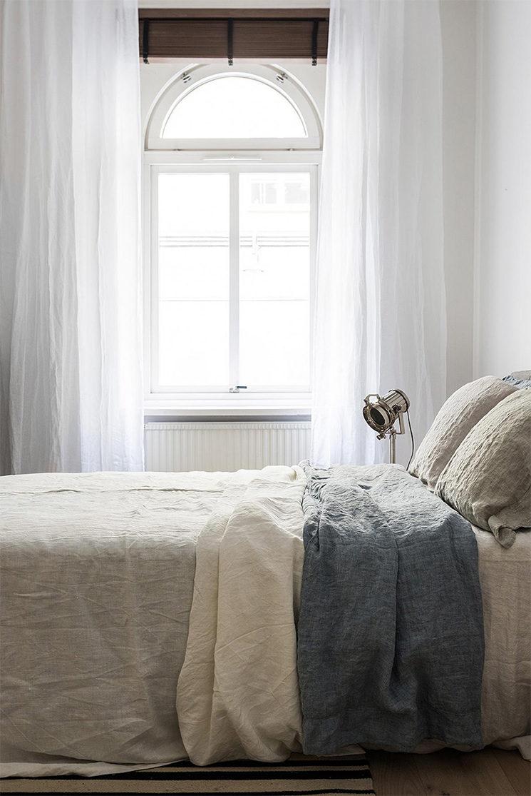 Comme une envie de linge de lit en lin pour sa chambre