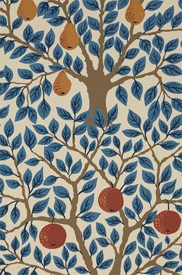 Papier-peint William Morris - Modèle de papier-peint Berinta
