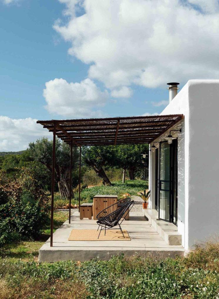 The Campo Loft à Ibiza, une maison ouverte vers la nature