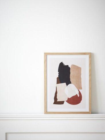 Cyrillus, Tableau Terra Abstract, 49,90 €