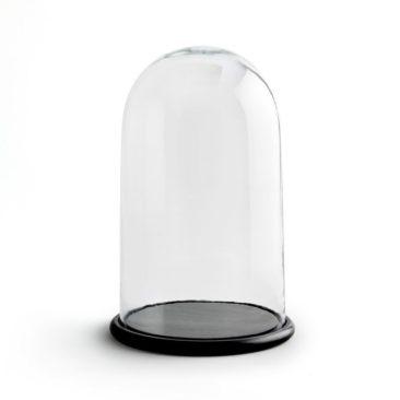 Globe en verre, Éliorée - Ampm - 89 €, le grand modèle
