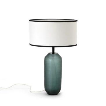 Ampm - Lampe à poser en verre teinté, Gotuko