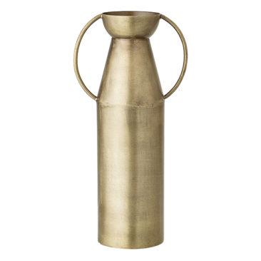 Vase en laiton - Bloomingville - 35 €