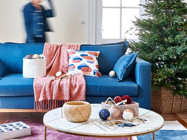 Ambiance Urban Christmas par Maisons du Monde, Noël 2019