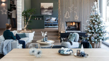 Catalogue Maisons du Monde Noël 2019 - Ambiance Ice Christmas