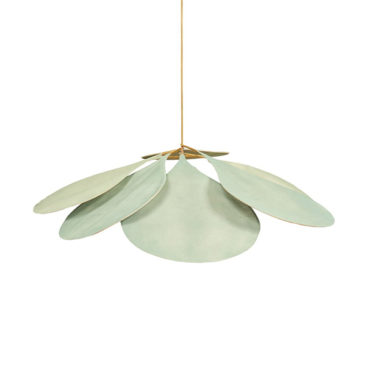 Suspension Vert céladon, Pale - Georges - 195 €  en 80cm
