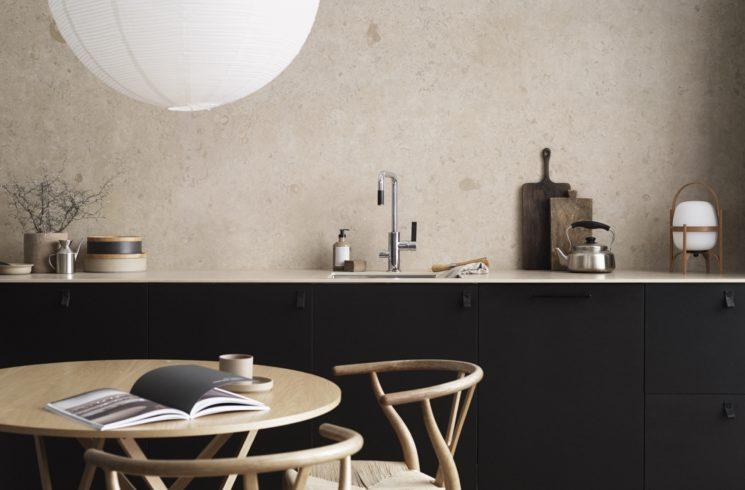 Cuisine minimaliste par Pella Hedeby pour Bricmate