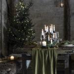 Les influences wabi sabi et rustiques gagnent Noël