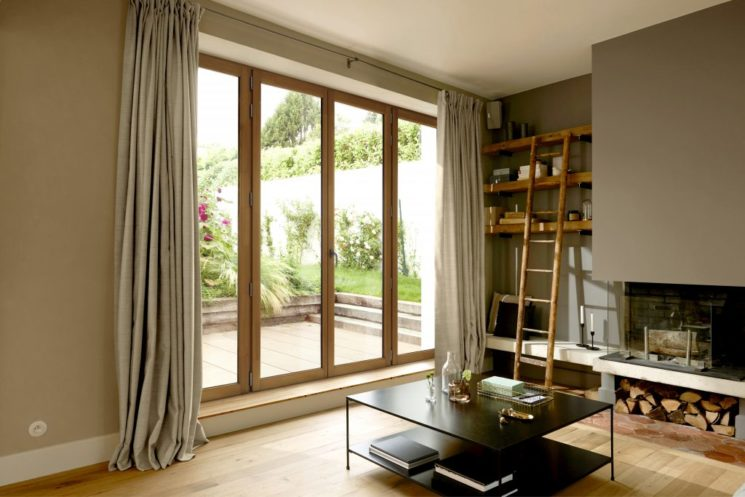 Quel matériau choisir pour ses fenêtres ? Fenêtre Ode en bois, pin, Lapeyre