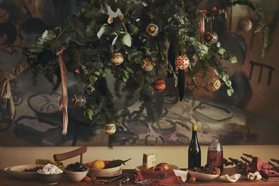 Nature et couleurs chaudes pour le catalogue de Noël 2019, Toast