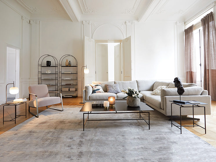 A chaque style déco son design de canapé // Catalogue Ampm La Redoute