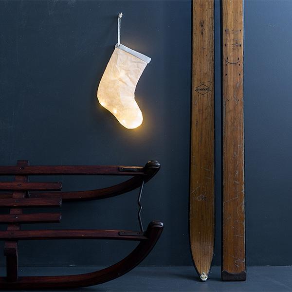 Botte de lumière, décoration de Noël - Boutique Etsy Ekaterina Galera