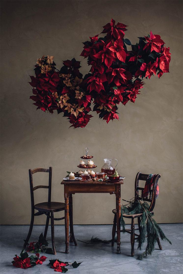 Extraordinaires ciels floraux signés Mary Lennox + Oudfoodstory pour Zara Home 2019